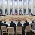 23 ülkenin temsilci ve bakanları Türkiye'de
