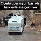 Mardin Derik'te polis aracına PKK saldırısı: 2 polis yaralı