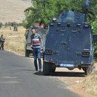 Mardin Dargeçit'te polis aracına mayınlı saldırı: 4 şehit