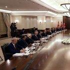 Barış Günü'nde ilk toplantı sakin geçti