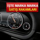 Türkiye'de en çok satan otomobiller!