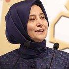 Sare Davutoğlu Konya'da şehit eşinin doğumunu yaptırdı