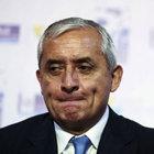 Guatemala Devlet Başkanı Otto Perez Molina istifa etti