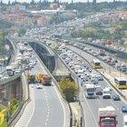 """İstanbul'un """"kaza risk haritası"""" çıkarılıyor"""