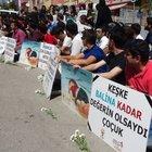 Ankara'da BM binası önünde 'Aylan Kurdi' protestosu