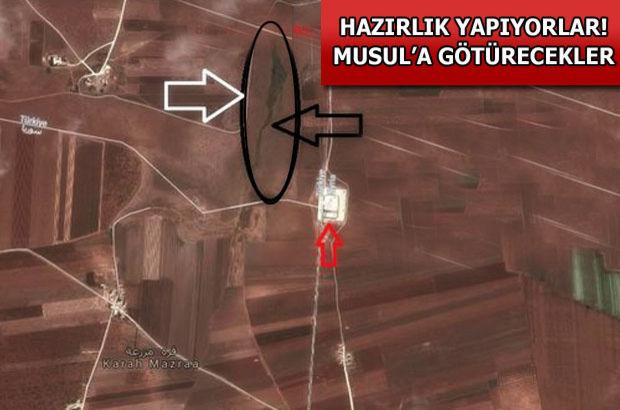 Kayıp asker IŞİD'in elinde!