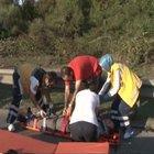 TEM Otoyolu'nda kaza: 2'si ağır 5 yaralı...