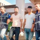 Telefonla vurgunun ardından fuar gezisi yapınca yakalandılar