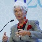 Lagarde: Avrupa'da ciddi miktarda batık kredi var