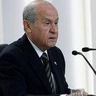 MHP Lideri Devlet  Bahçeli'den Tuğrul Türkeş açıklaması