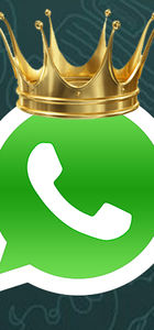 WhatsApp'tan yeni rekor!
