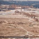 IŞİD'in Palmira'daki tarihi eserlere saldırıları sürüyor