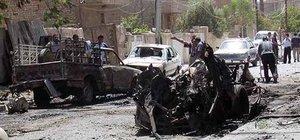 Irak'taki meydana gelen patlamada 9 kişi öldü