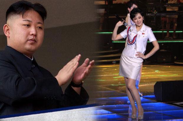 Kim Jong-un pop grubu kurdu ama bir şartla...