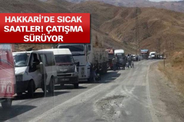 PKK kaçmaya çalışan araca ateş açtı: 1 ölü, 1 yaralı