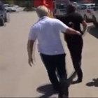 Tunceli'de teröristlerle çatışmaya giren polise saldırdılar