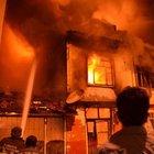 Kastamonu'da ahşap evde çıkan yangında yaşlı çift yanarak öldü