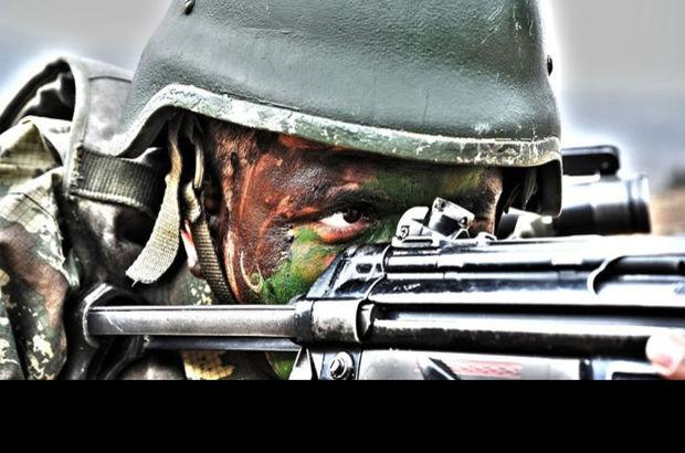 TSK asker fotoğrafı paylaştı