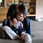 Mustafa Sandal ve Emina Sandal'ın çocukları