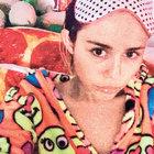 Miley Cyrus hasta oldu
