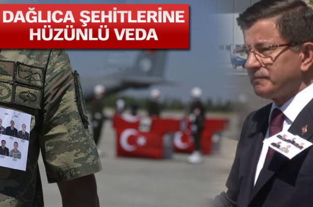 Başbakan Davutoğlu'nun duygu dolu anları!