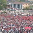 Şehit Ercan Hırçın'ın cenazesi defnedildi