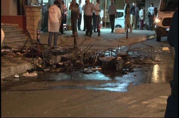 HDP Ataşehir İlçe Başkanlığı'na saldırı