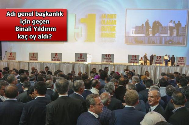 AK Parti MKYK seçiminde en yüksek oyu kim aldı?