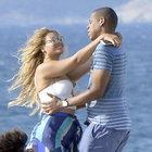 Jay Z ve Beyonce'nin romantik tatili