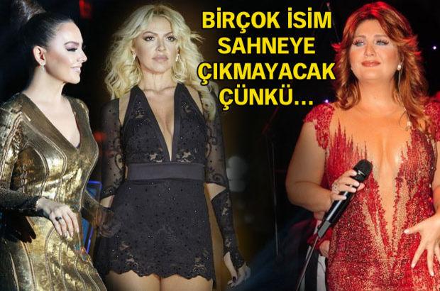 Eğlencenin merkezi olan Kıbrıs'ta bayram konserleri olmayacak