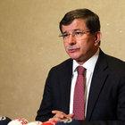 Başbakan Ahmet Davutoğlu'ndan açıklamalar