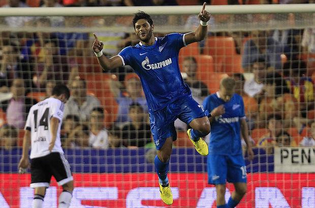 Zenit, Valencia'yı bozguna uğrattı