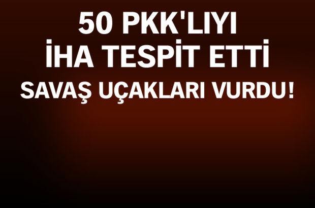 Tunceli'de PKK'ya karşı başlatılan operasyon sürüyor
