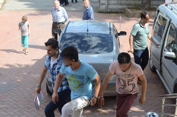 Trabzon'da 16 yaşındaki kıza videolu tehdit