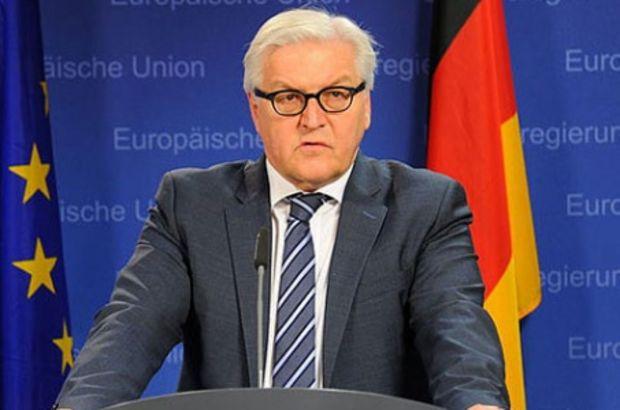 Almanya Dışişleri Bakanı: 'Türkiye kilit ülke'