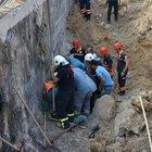 Hastane inşaatında göçük: 1 işçi hayatını kaybetti