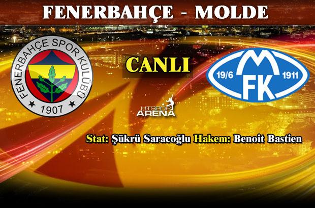 Fenerbahçe: 1 - Molde: 3   MAÇIN DETAYLARI