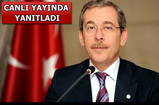 Abdüllatif Şener: CHP'den siyasete devam edebilirim