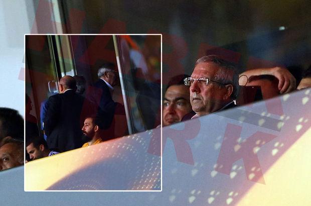 Fenerbahçe Başkanı Aziz Yıldırım'ın totemi tutmadı