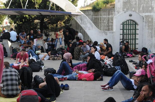 Başbakan Yardımcısı Numan Kurtulmuş, Suriyeli, Mülteci