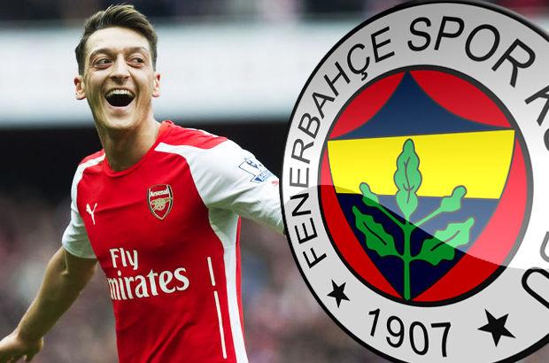 Fenerbahçe'nin hedefi Mesut Özil