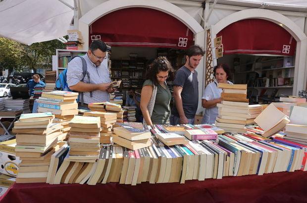 Onbinlerce kitap okuyucusunu bekliyor