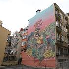 Kadıköy'ün duvarları film oluyor
