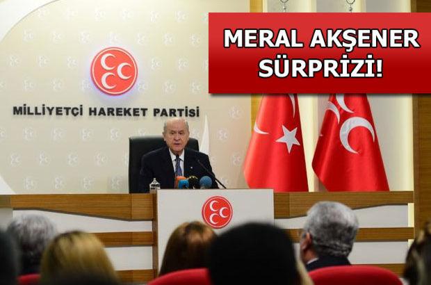 İl il MHP'nin aday listesi