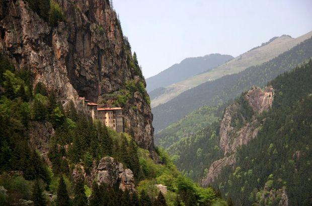 Sümela Manastırı ziyarete kapatılıyor