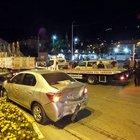 Kamyon otomobillere çarptı: 5 yaralı