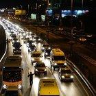 İstanbul'da bayram trafiği yoğunluğu sürüyor