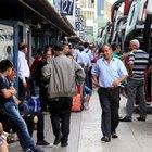 10 bin otobüsle 9 milyon kişi seyahat edecek