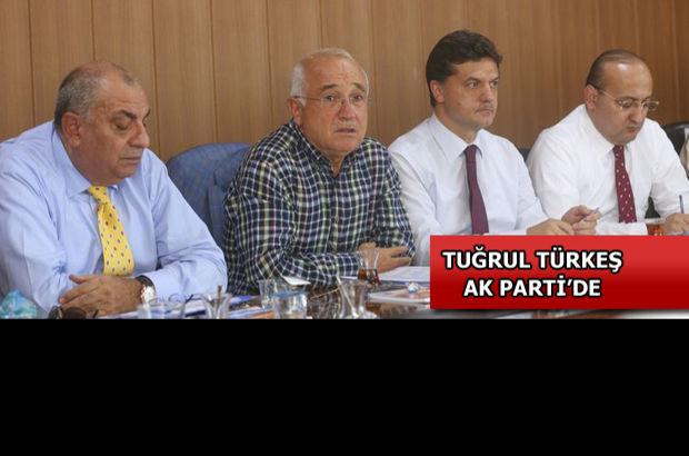 Tuğrul Türkeş AK Parti'de