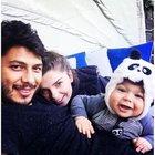 Pelin Karahan'dan aile fotoğrafı